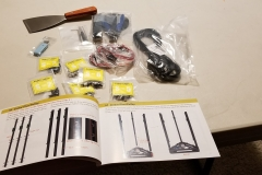 Anycubic Kossel - Parts out ready to build