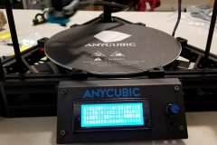 Anycubic Kossel Up and Running