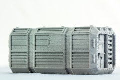 Warlayer: Orbital Navy Shipping Container - 1 of 2