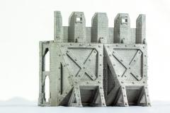 Train 4 Print: Sci-Fi Barricade