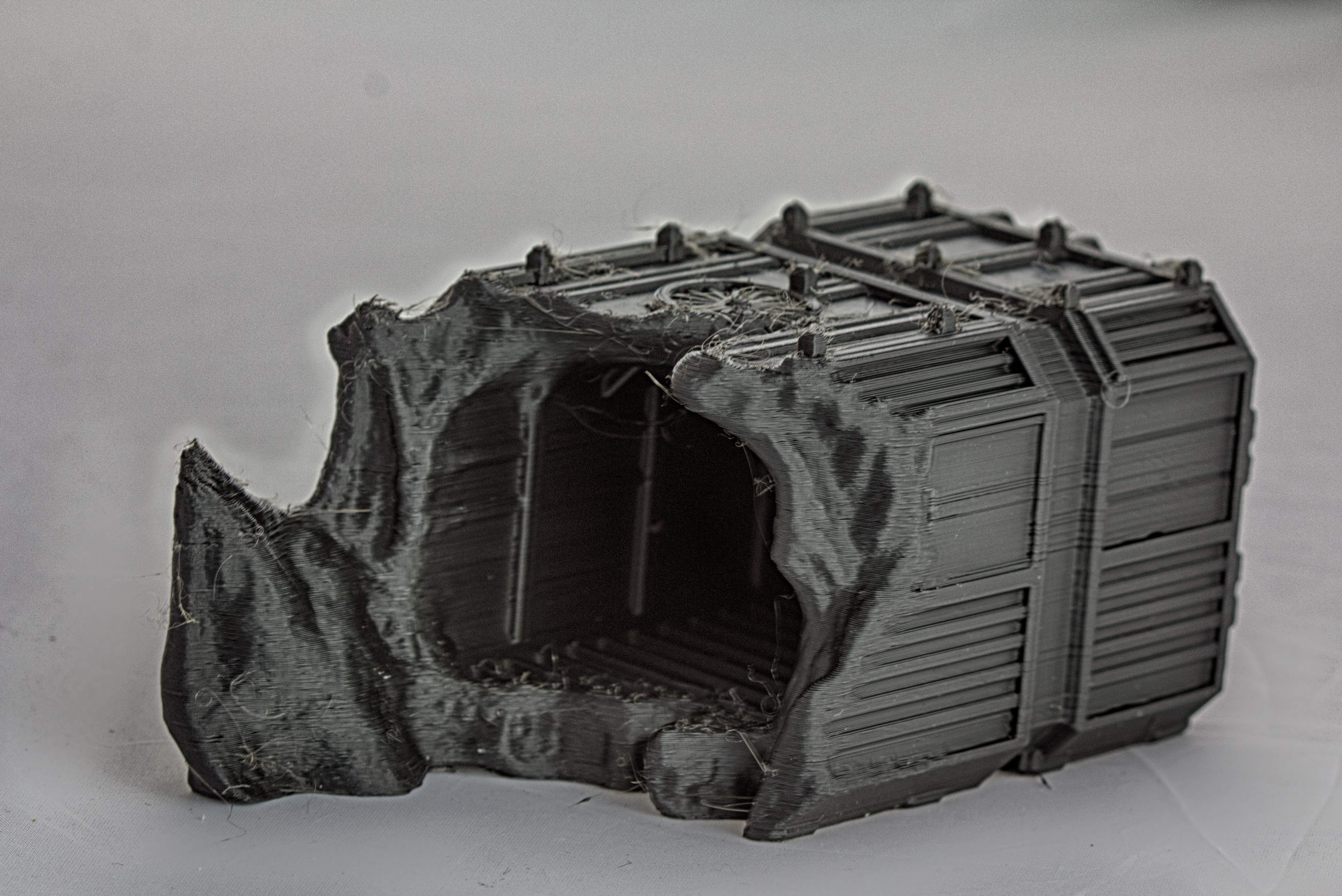 Wargame terrain - printed CR10s (10 of 10)