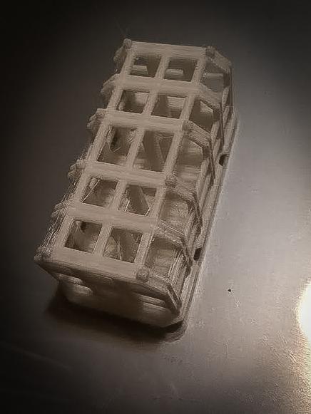 Wargame terrain - printed CR10s (2 of 2)