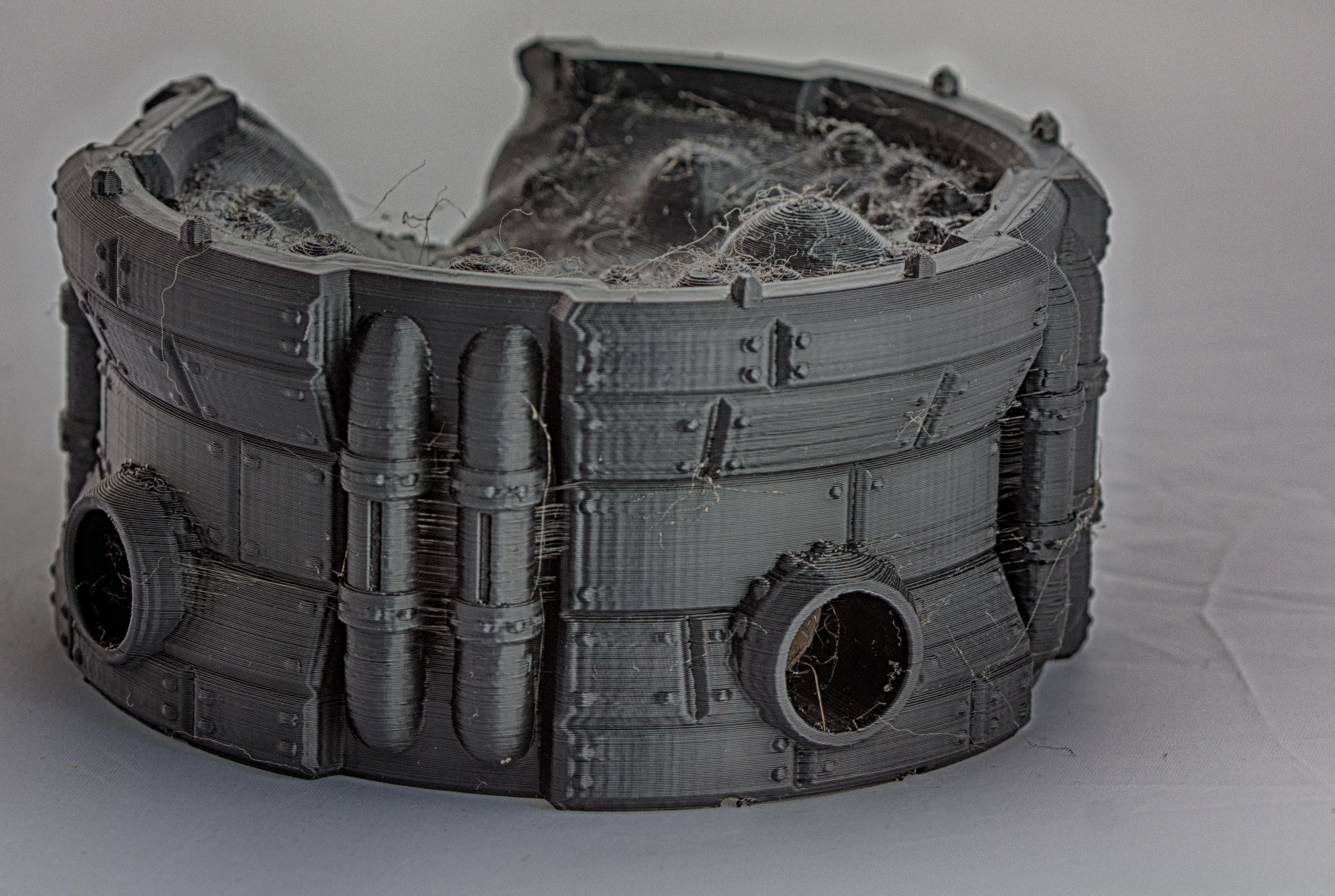Wargame terrain - printed CR10s (8 of 10)