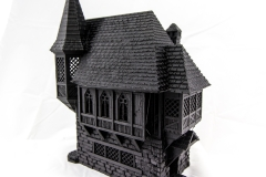 Wargame terrain - Wightwood Abbey - printed March2018 (1 of 10)