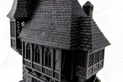 Wargame terrain - Wightwood Abbey - printed March2018 (2 of 10)