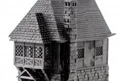Wargame terrain - Wightwood Abbey - printed March2018 (6 of 10)
