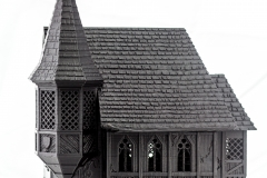 Wargame terrain - Wightwood Abbey - printed March2018 (9 of 10)