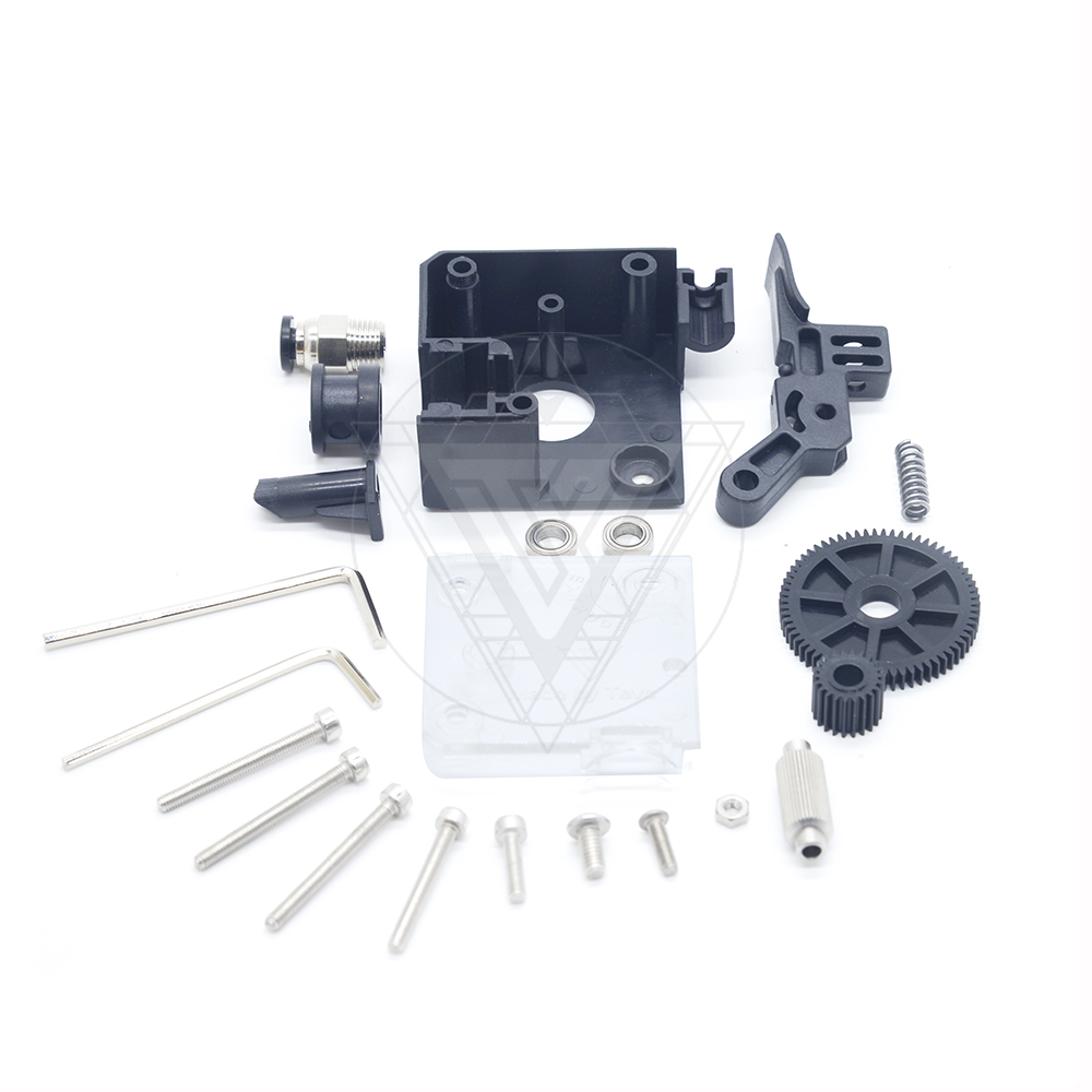 Tevo titan extruder on sale maker fun 3d 3d printing for Print head stepper motor